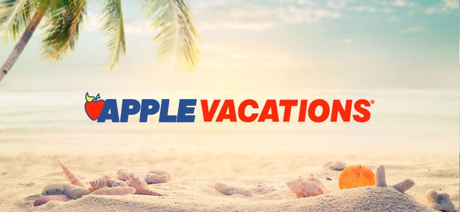 apple vacations banner