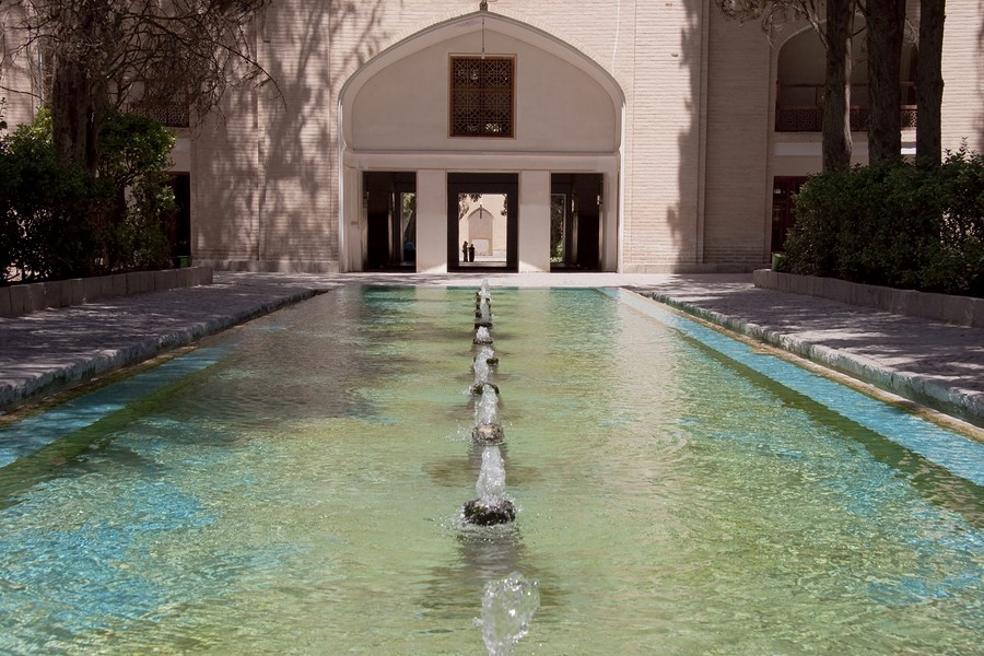 day eight isfahan