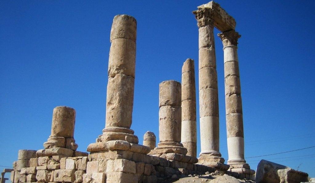 amman citadel jordan