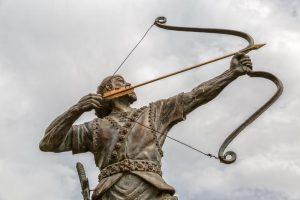 arash the archer