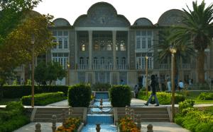 building in shiraz