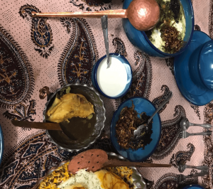 food in iran