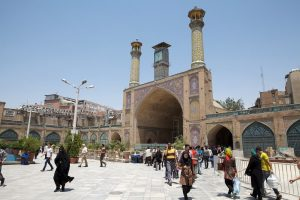 imam khomeini mosque tehran
