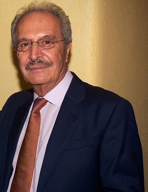 mr. mansour hariri president