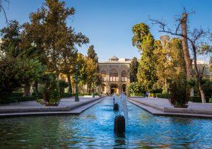 palace in tehran