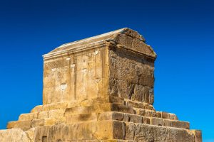 tomb of cyrus the great pasargadae