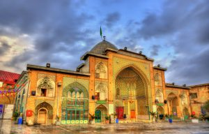 zaid mosque in tehran grand bazaar
