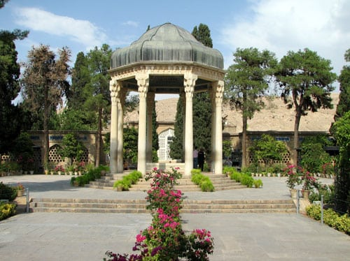 hafez poet from shiraz