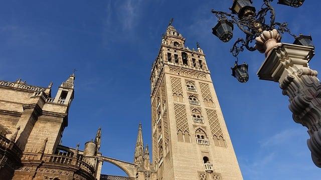 bell tower giralda spain