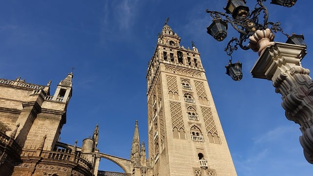 bell tower giralda spain
