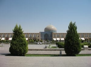 imam in Isfahan