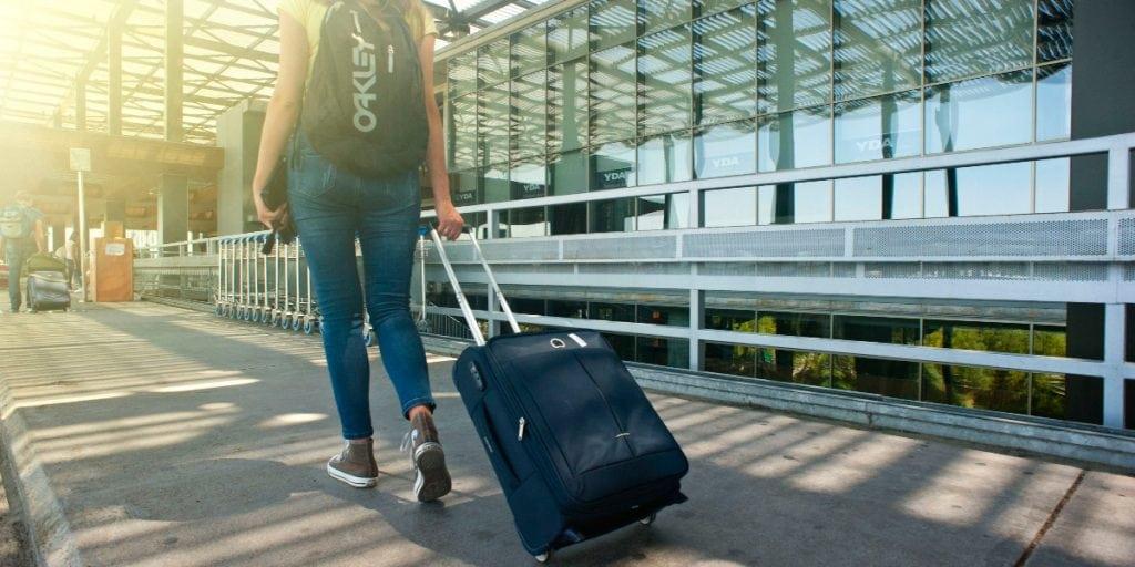 International travel packing